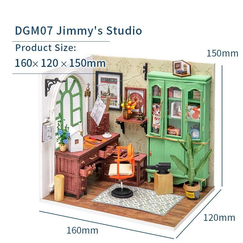 jimmy s studio robotime diy miniature dollhouse kit copy 2