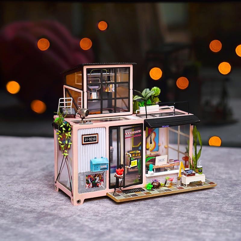 kevin s studio robotime diy miniature dollhouse kit 3