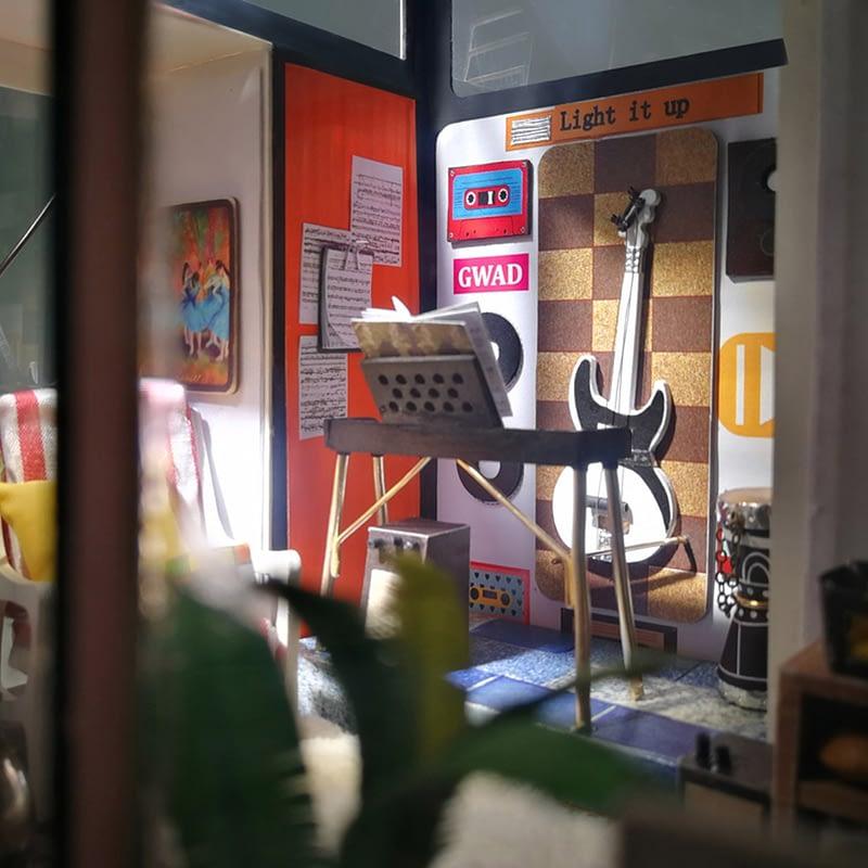 kevin s studio robotime diy miniature dollhouse kit 12