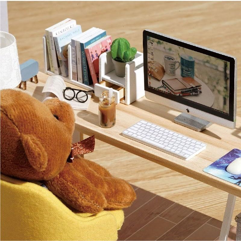 Sunshine Study DIY Miniature Room Kit640dfcc6c20a41f5869c0c54027af8b8G
