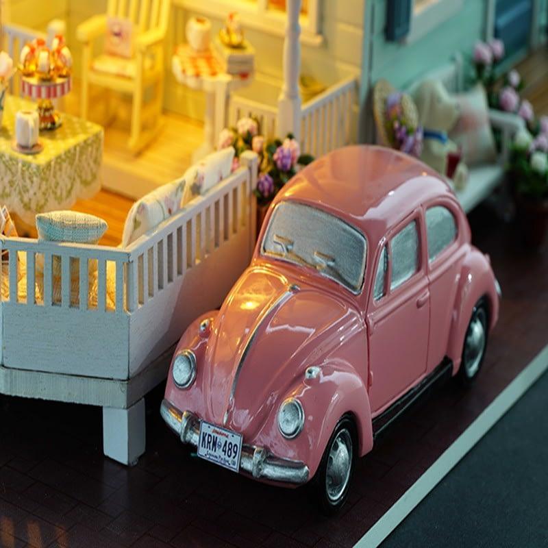 HTB10Z2WRFXXXXXzapXXq6xXFXXXYQueens Town DIY Miniature House