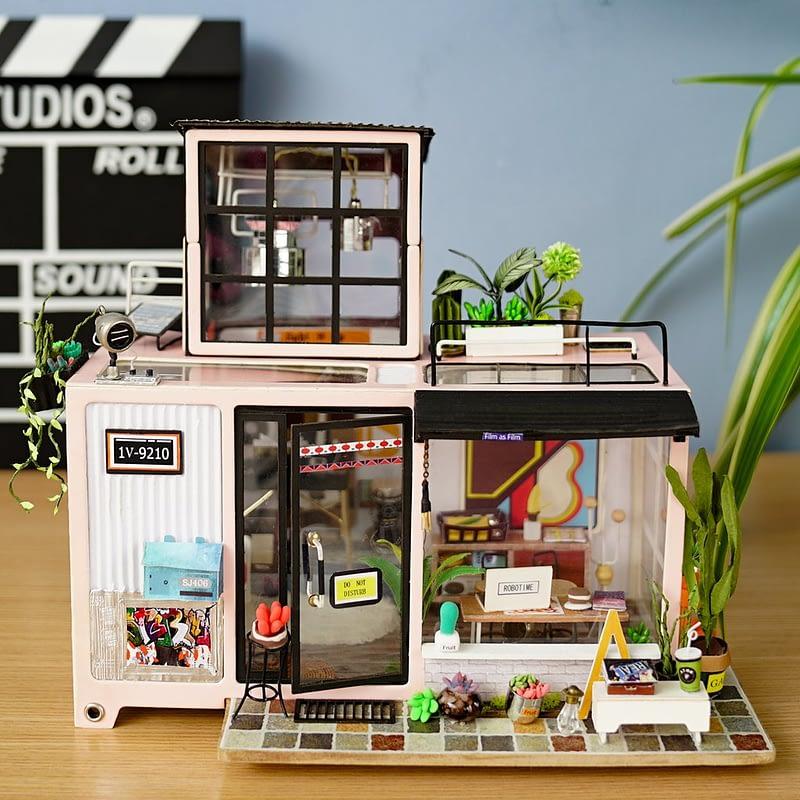 kevin s studio robotime diy miniature dollhouse kit 2