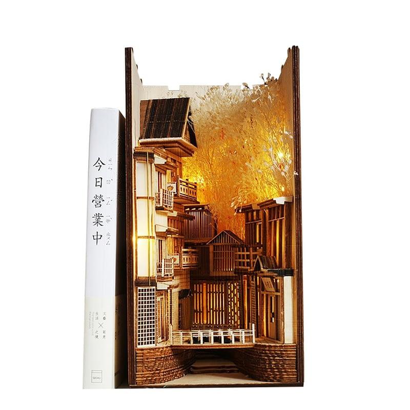 Ginzan Onsen Miniature Booknooka5d881aa092f45958bb45963c9c0d8eev