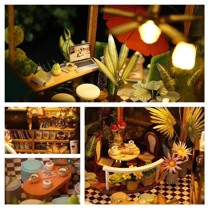 Garden Cafe DIY Miniature Kit GD01A6214276abdec44e58c2bced6657bca976