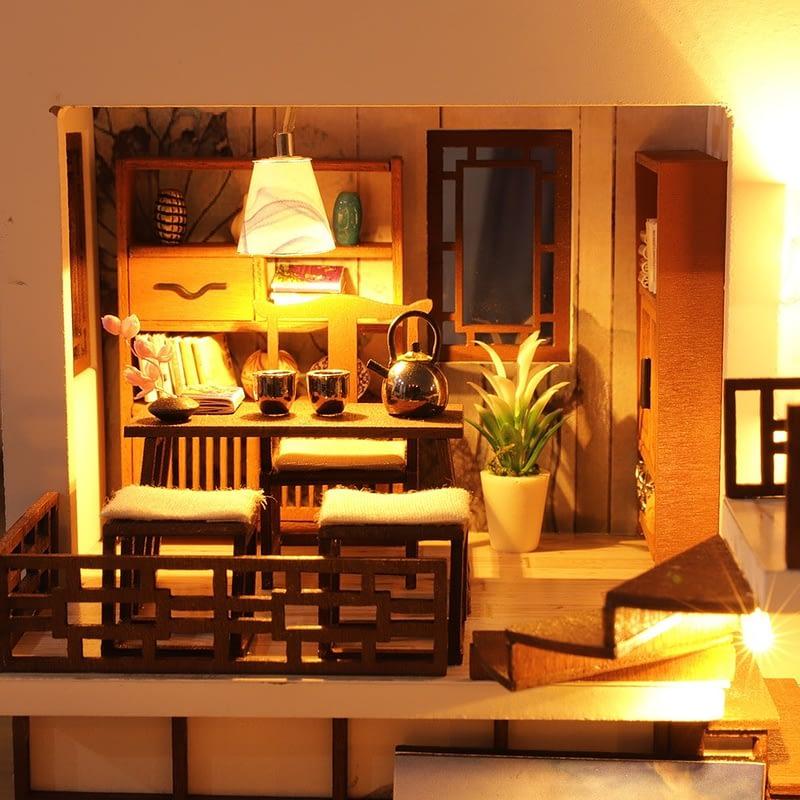 Quiet Time DIY Miniature House Kit3d04abd3c62140c6b2e2e9c052974fcfK
