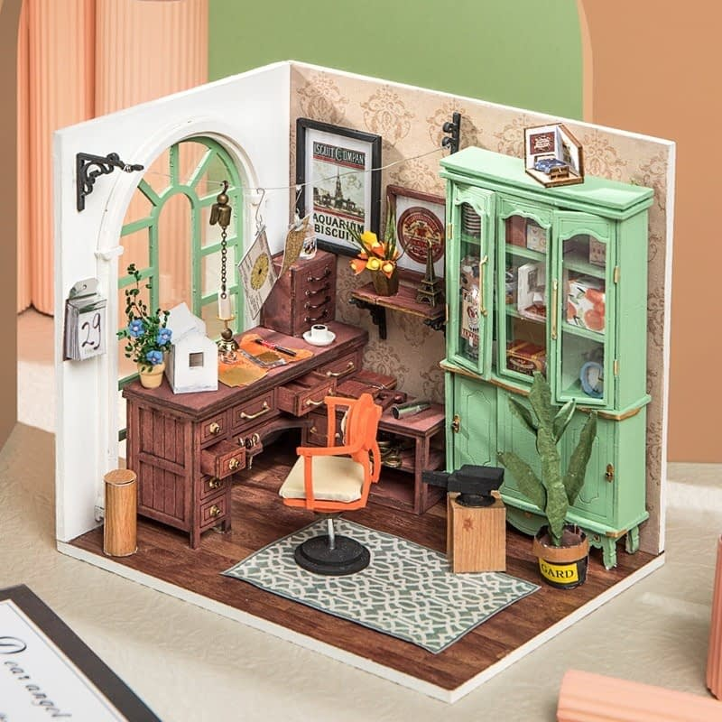 jimmy s studio robotime diy miniature dollhouse kit copy